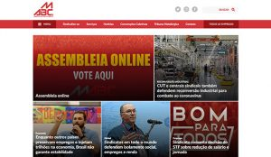 Sindicato realiza assembleia com votação virtual no site dos Metalúrgicos do ABC